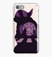 Yoda: Empire stikes back retro iPhone Case/Skin