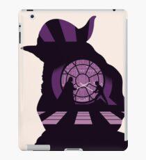 Yoda: Empire stikes back retro iPad Case/Skin