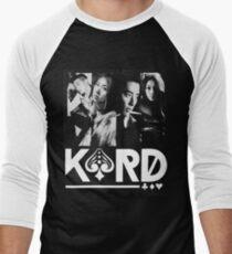 KARD Men's Baseball ¾ T-Shirt