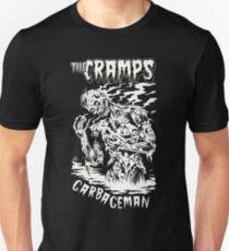 Les crampes (B & W) T-shirt unisexe