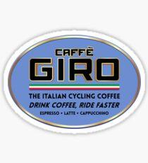 Caffe Giro Sticker