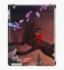 Dark Okami iPad Case/Skin