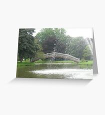 Mill Creek Park Greeting Card