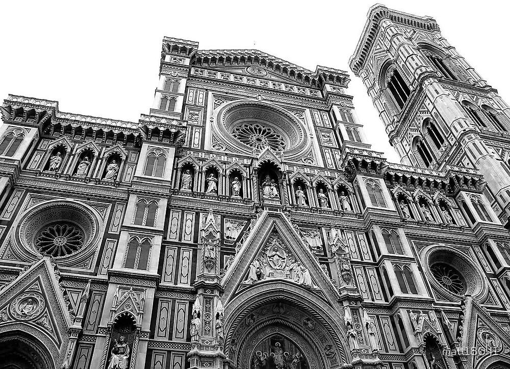 Firenze Cathedral by matt18041