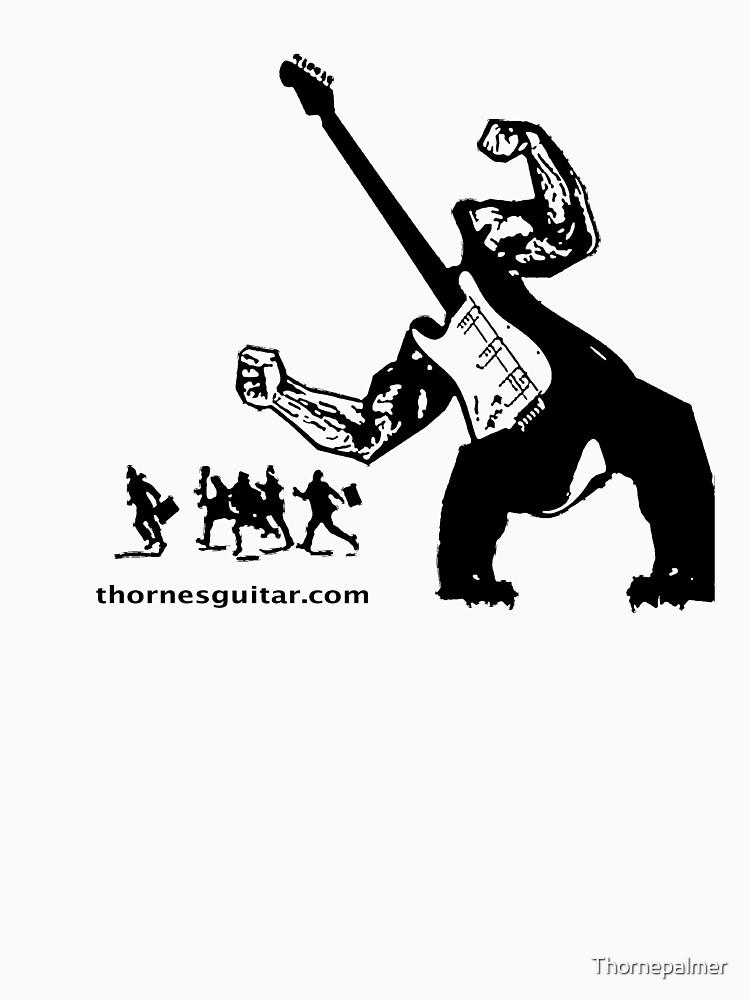 Monster Guitar by Thornepalmer
