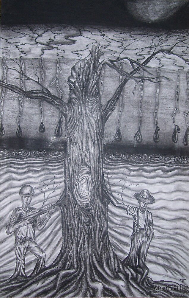 Roots to man by Morris Hill