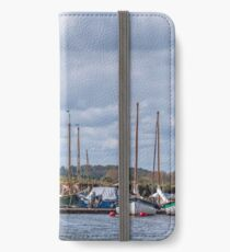 """""""Classic Sail Boats"""" iPhone Wallet/Case/Skin"""