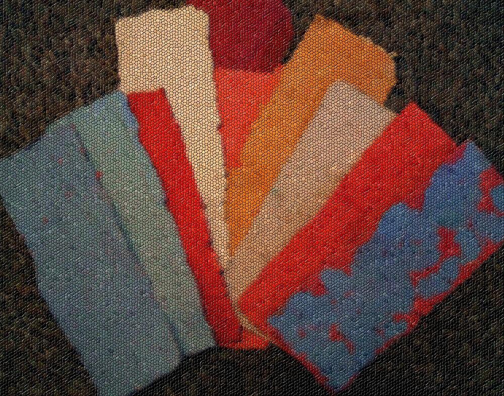 Hand Made Paper by Jamie Winter-Schira