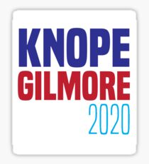 Knope Gilmore 2020 Sticker