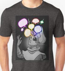 Critical Failure - Voices Unisex T-Shirt