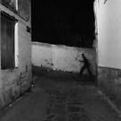shadow by Nikos Kantarakias