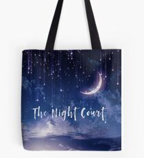 The Night Court Tote Bag