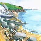 Recollection of Amroth by Nick Randles