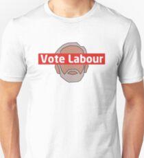 Vote Labour - Jeremy Corbyn Unisex T-Shirt