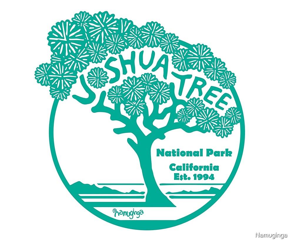 Joshua Tree National Park by Namuginga