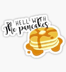 2. Pancakes Sticker