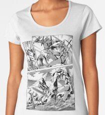 Neon Genesis Evangelion Women's Premium T-Shirt