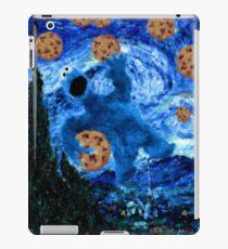 Cookie Monster Starry Cookie Night iPad Case/Skin