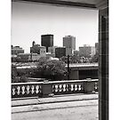View from the Dayton Art Institute 1979 by steeber