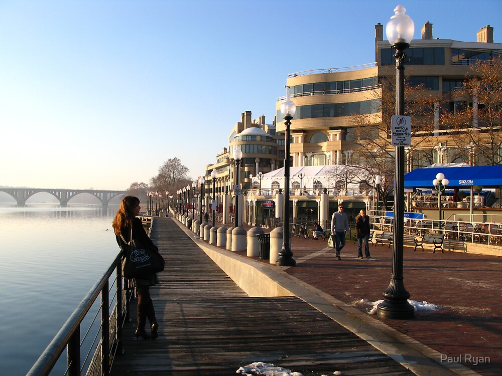 Meet you on the Potomac by Paul Ryan