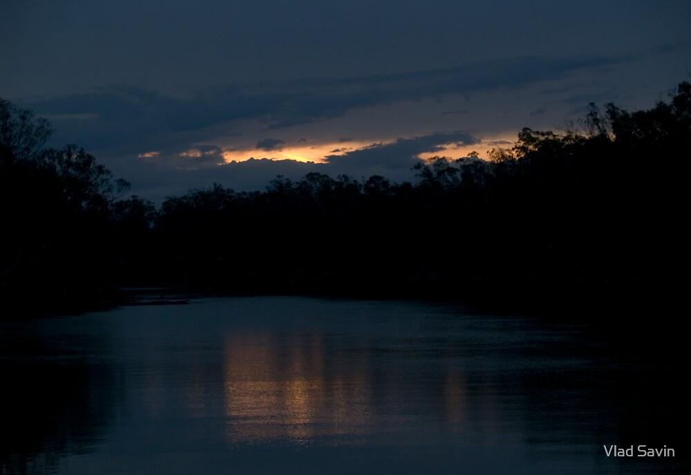 Murray River by Vlad Savin