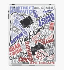 Playstation tribute iPad Case/Skin