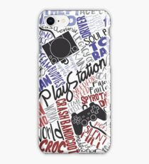 Playstation tribute iPhone Case/Skin