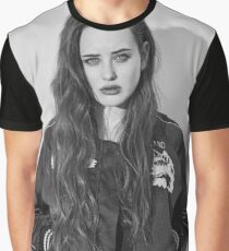 katherine langford 13rw Graphic T-Shirt