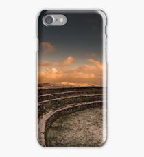 Snow at the Fort iPhone Case/Skin