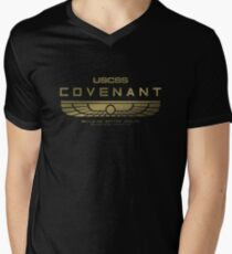 Alien Covenant Gold T-Shirt