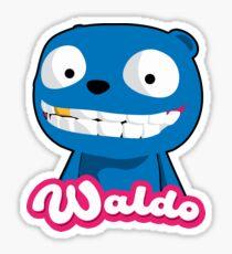Waldo Sticker