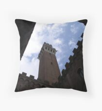 Siena Tower Throw Pillow