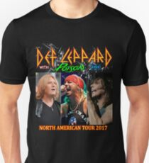 def poison north american tour 2017 Best T-shirt Unisex T-Shirt