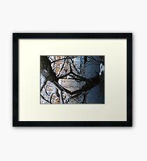 Rorschach Framed Print