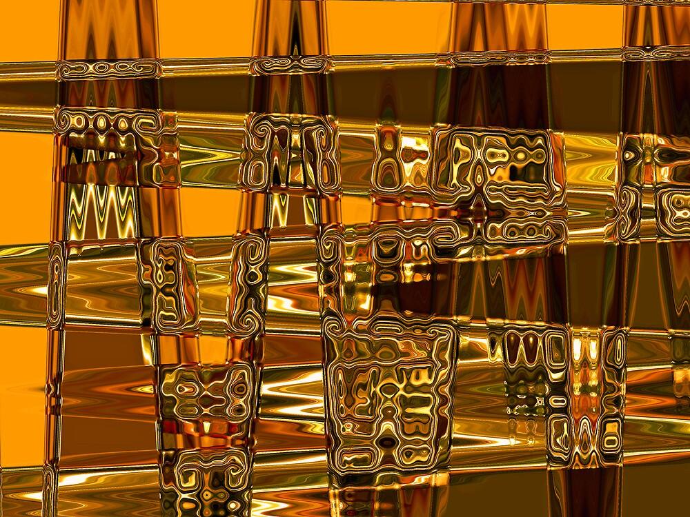 Golden Crown by Pat Moore