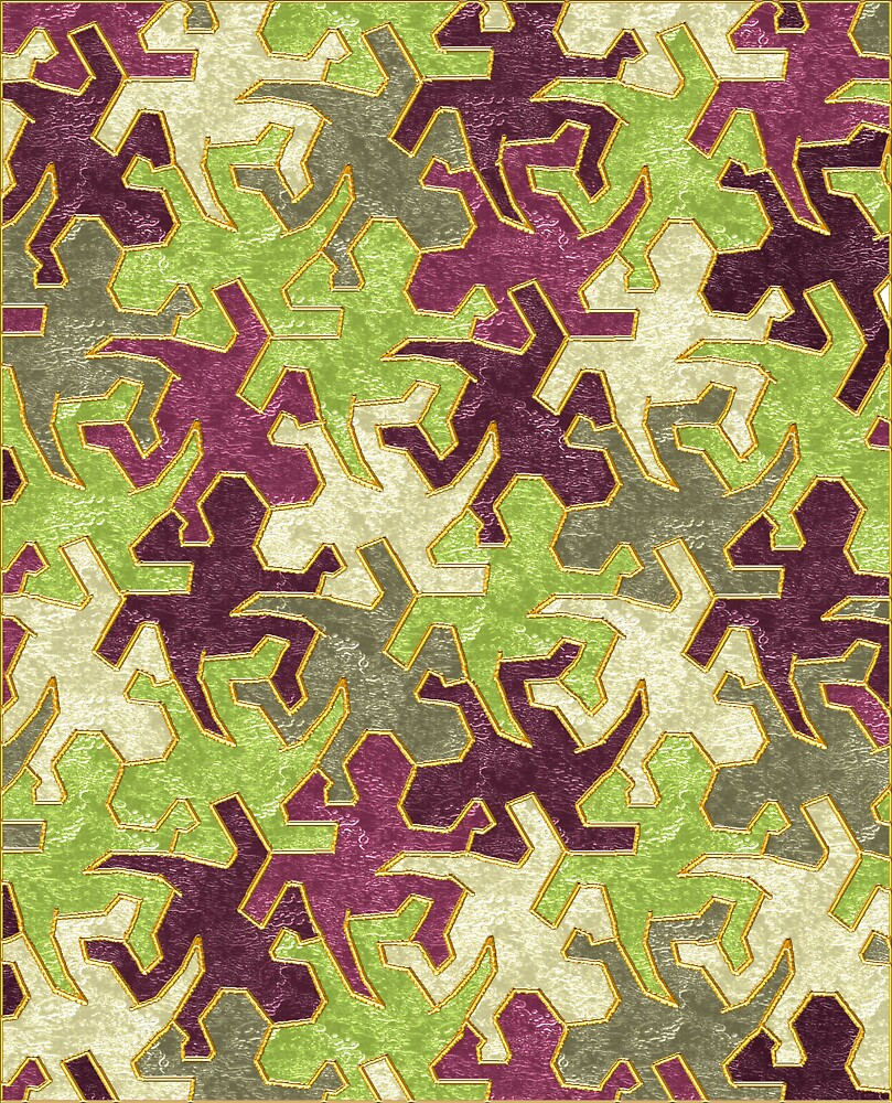 Escher by Mike Connor