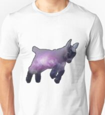 Baby Galaxy Goat Unisex T-Shirt