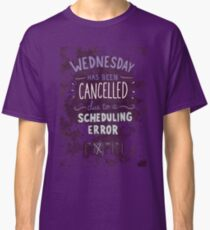 Wednesday Classic T-Shirt