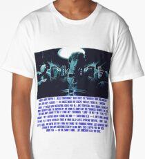 Doctor Who Pandorica Opens (Speech) Long T-Shirt