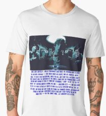Doctor Who Pandorica Opens (Speech) Men's Premium T-Shirt