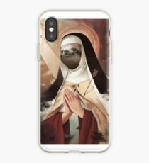 Sloth Mother (#blessed) iPhone Case