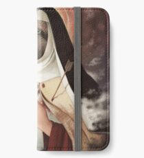 Vinilo o funda para iPhone Sloth Mother (#blessed)