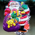 Seasonal Santa by Steve Outram