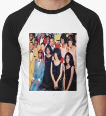 The Best Of Motown Men's Baseball ¾ T-Shirt