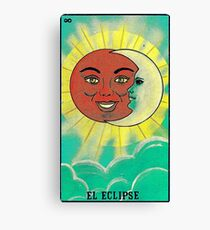 Eclipse - Mexican Lottery Canvas Print