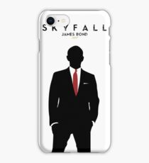 James Bond - Daniel Craig iPhone Case/Skin