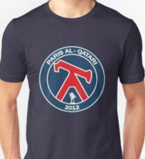 Paris Al-Qatari Football Club Unisex T-Shirt