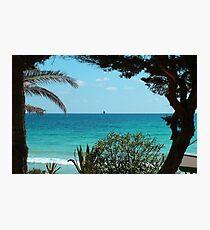 Cala Nova, Ibiza Photographic Print
