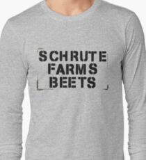 SCHRUTE FARMS BEETS Long Sleeve T-Shirt