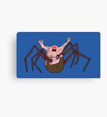 The Crab Thing Canvas Print
